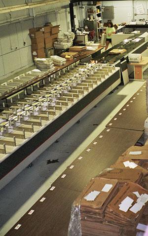 berkshire county mail presort machine