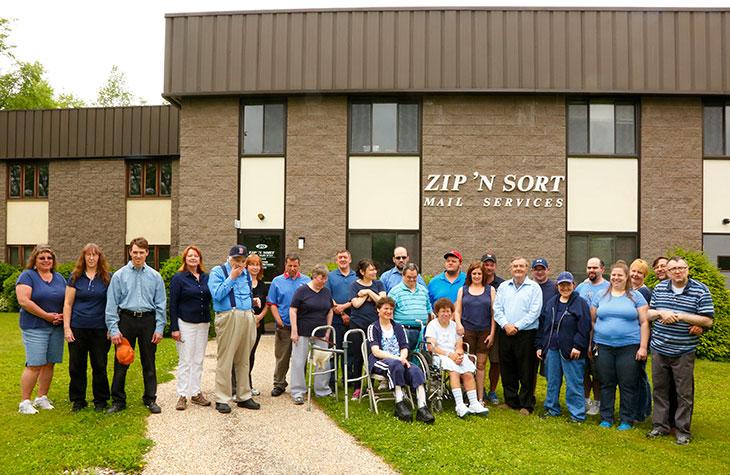 zip n sort staff picture